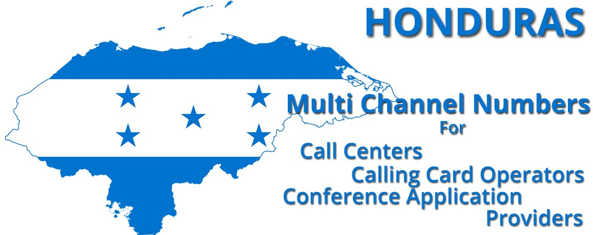 Honduras DID Number| Mobile Number